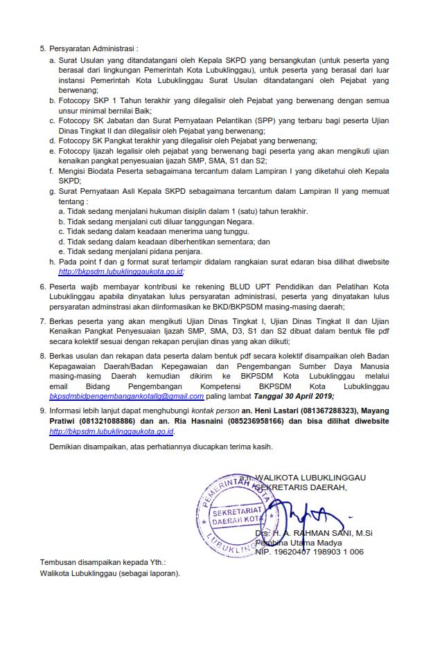Ujian Dinas Tk I dan II halaman 2