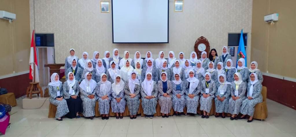 Pelatihan Midwifery Update (MU) bagi Bidan